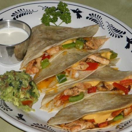 Restaurante Santa Rosa : Национальное блюдо