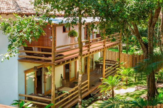 Etnia Pousada & Boutique: Villa Ibó externamente