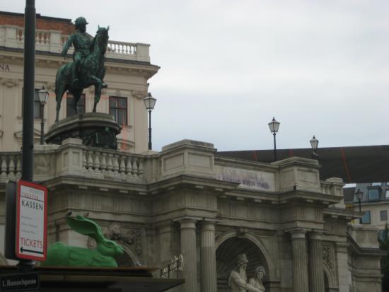 Wien Hotel Drei Kronen
