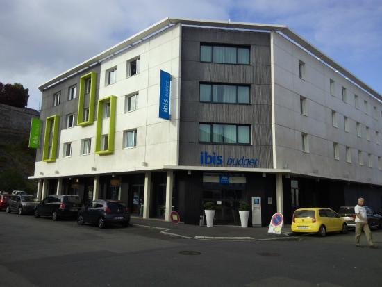 Ibis Budget Brest Centre Port : Fachada