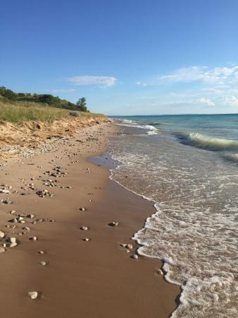 Sleeping Bear Heritage Trail: Sleeping Bear Dunes