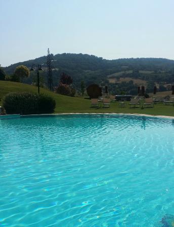 bagno santo hotel bellissima piscina