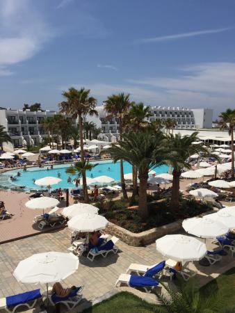Grand Palladium White Island Resort & Spa: Great suite great view great food one of the best hotels in ibiza