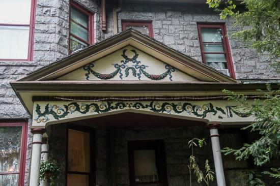 Spencer-Silver Mansion