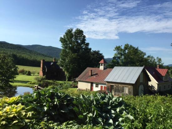 Windekind Farm: View
