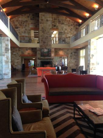 Hyatt Regency Lost Pines Resort & Spa: Lobby