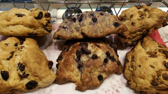 Sadie's Gourmet Waffles & Baked Goods