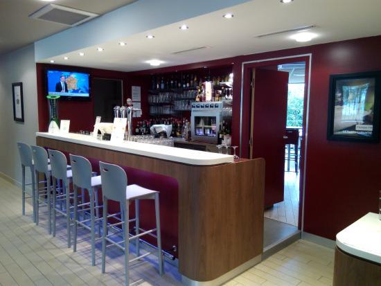 Campanile Nantes Centre - Saint Jacques : Bar