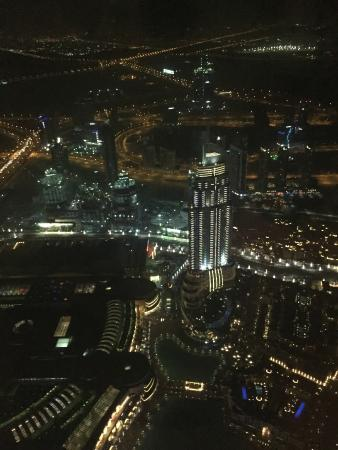 View At Night Picture Of At Mosphere Dubai Tripadvisor