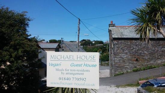 Michael House: Outside :)