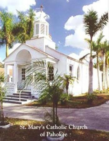 Pahokee, Floride : Our chapel