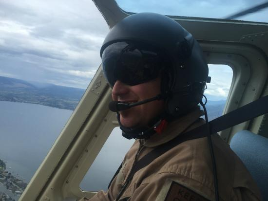 West Kelowna, Canadá: Peter at his best !