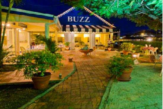 Buzz Seafood and Grill : Buzz - St Lucia