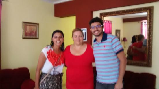 Casa Maura Habana Vieja: Nós e a Maura