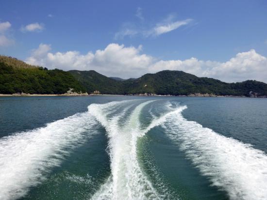 Hinase Water Taxi Taisei Kisen