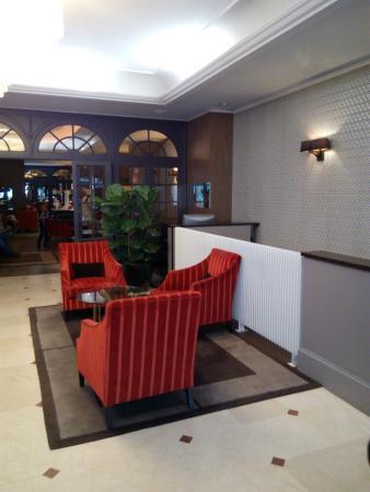 Hotel Etoile Saint-Honoré: Salones