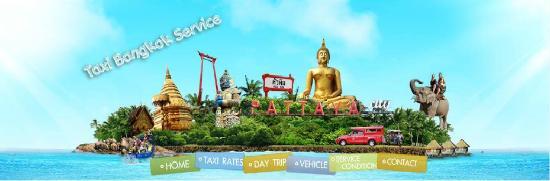 Taxi Bangkok Service
