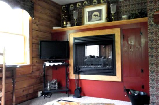 Honeoye, NY: Sitting Room