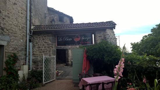 Cervieres, France : bistrot