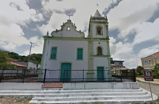 Igreja do Rosário Nossa Senhora dos Pretos