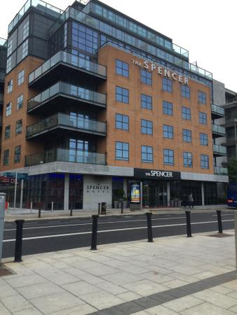 Great location, close to Luas stop!