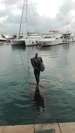 Estatua de Icaro