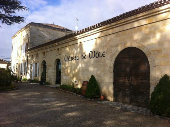 Puisseguin, Fransa: chateau de mole