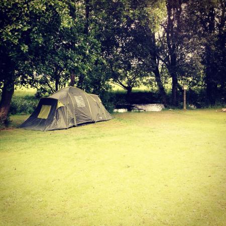 Lovely little campsite