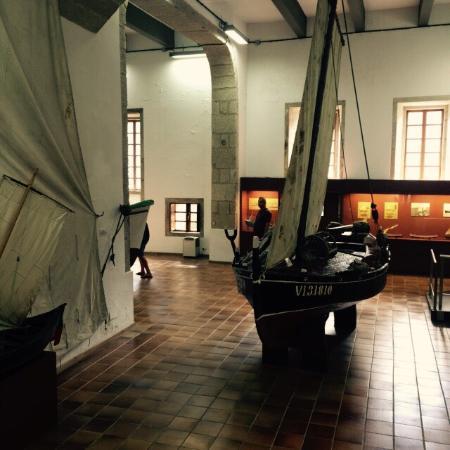 Museo do Pobo Galego: Nice museum��