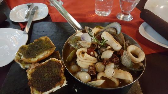 Riviera Grill : Great food!