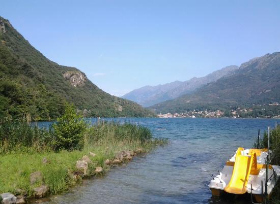 Dalla rustica verso mergozzo paese picture of lago di for Lago di mergozzo