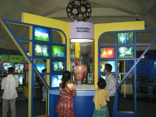 Regional Science Center: science center