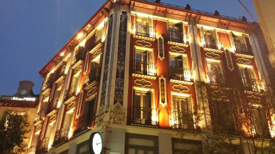 petit palace posada del peine - picture of petit palace posada del