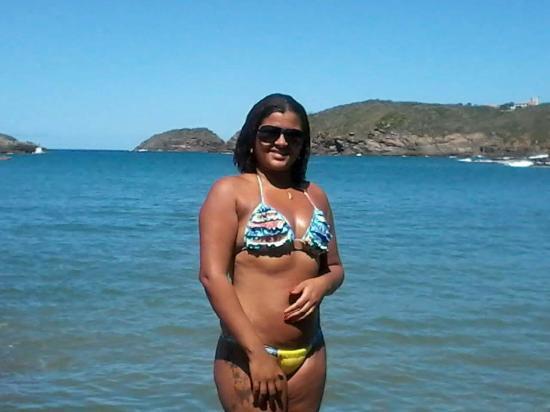 Forno Beach : E linda essa praia