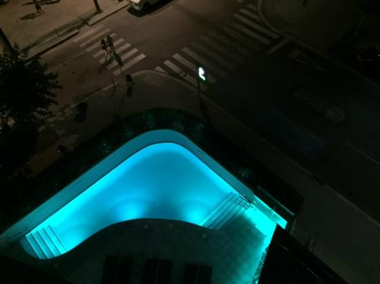 Hotel Calipolis: piscina