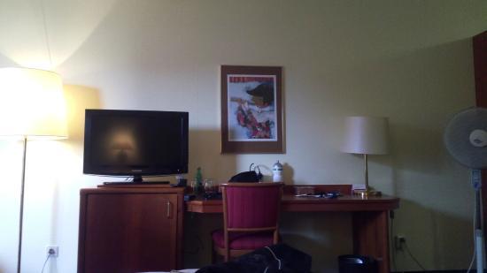 H+ Hotel Hockenheim: Main Room