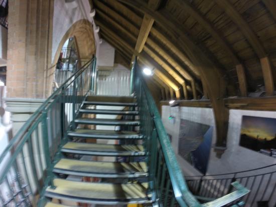 Escalier - Picture of Manchester Climbing Centre, Manchester ...