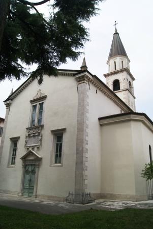 The Church of San Giovanni