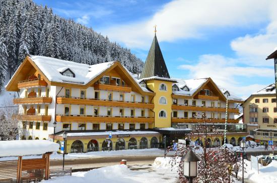 Hotel Oswald A Selva Di Val Gardena