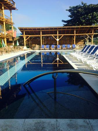 Pousada Pedra Da Ilha: piscina