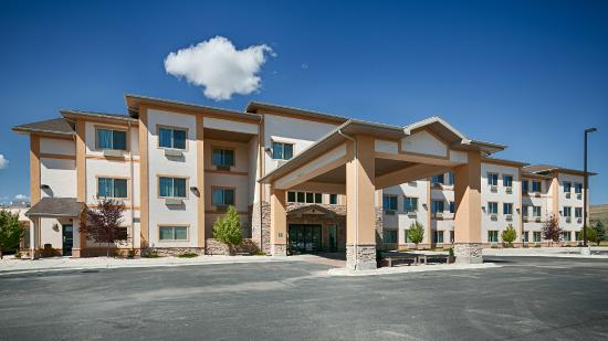 BEST WESTERN PLUS Fossil Country Inn & Suites: Exterior
