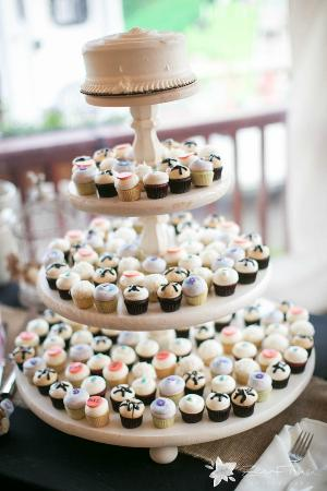 3 tier wedding cakes with cupcakes wedding quot cake quot picture of georgetown cupcake boston 10327