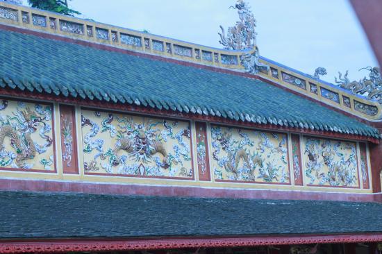 The Mieu Temple : храм в цитадели