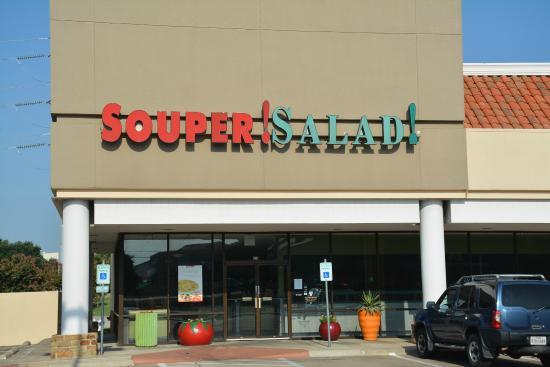 Souper! Salad!