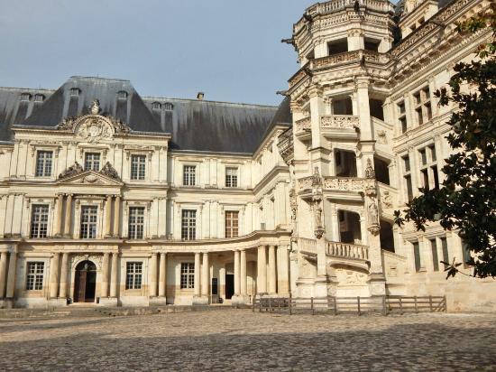 l escalier picture of chateau royal de blois blois tripadvisor