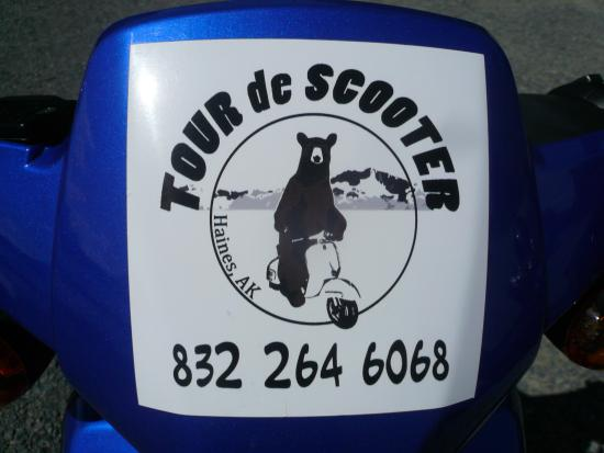 Tour de Scooter