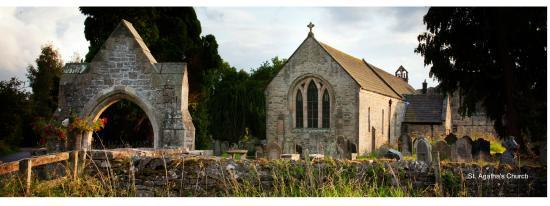 St Agatha's Church in Easby