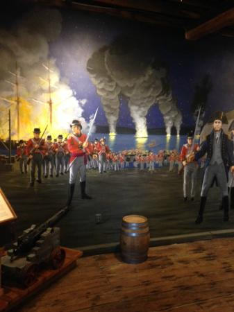 War of 1812, British in Essex