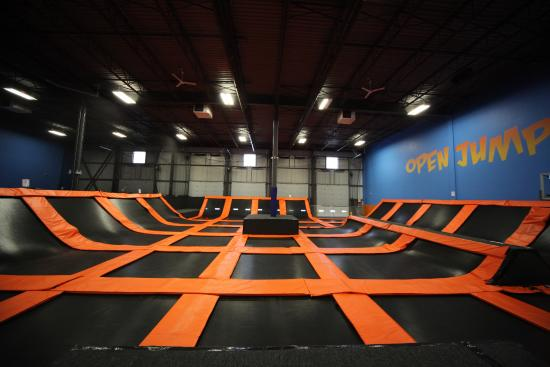 LaunchPad Trampoline Park
