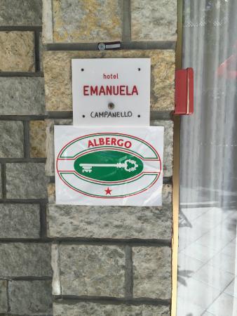 Hotel Emanuela: Un étoile